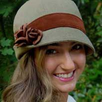 Rosabelle Hat Free Pattern   Tutorial from Elsewhen