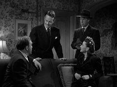 The Dark Mirror (1946)  Lew Ayres, Film Noir, Robert Siodmak,   Olivia de Havilland