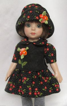 Cutest Doll Clothes ever are made by SSDesigns.  i just wish I could be alerted to when she sells her Patsy designs - I never get the notice from Ebay for some reason!?!?!  http://www.ebay.com/itm/PATSY-039-S-FETCHING-FALL-FLOWERS-FOR-10-034-ANN-ESTELLE-ETC-MADE-BY-SSDESIGNS-/201207058506?pt=US_Dolls
