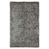 Found it at AllModern - Paris Shag Platinum & Ivory Area Rug