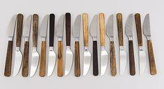 BERTEL GARDBERG, a 62-pcs set of 'Lion de Luxe' cutlery, Hackman, Finland. - Bukowskis Butter Knife, Magnetic Knife Strip, Bukowski, Wine And Spirits, Cutlery, Finland, Glass Art, Lion, Kitchen