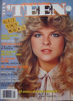 ~I actually remember this cover.~ These 13 'Teen' magazine covers from the 1970s will take you back
