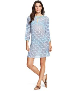 If a holiday's on the horizon, our collection of tunics and kaftans for women are your suitcase saviours. Discover warm-weather styles perfect for beach strolls. Beach Tunic, Warm Weather, Beachwear, Long Sleeve Tops, Competition, Summer Outfits, Dresses For Work, Tunics, Kaftans