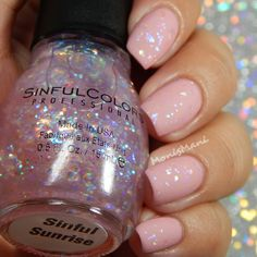 SinfulColors sinful sunrise