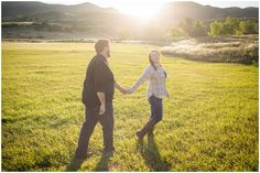 Plum Pretty Photography   Littleton Photographer   South Valley Park   Colorado Engagement Photography