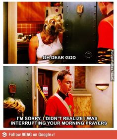 big bang theory sheldon and penny - Dump A Day Big Bang Theory Quotes, Big Bang Theory Funny, The Big Theory, Best Tv Shows, Best Shows Ever, Penny And Sheldon, Dump A Day, Film Serie, Bigbang