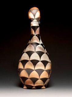 David W. Bolton Triangle Bottle