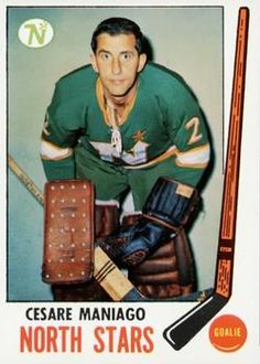 Great goalie for the NorthStars Hockey Goalie, Hockey Teams, Ice Hockey, Hockey Cards, Baseball Cards, Minnesota North Stars, Stars Hockey, Goalie Mask, St Louis Blues