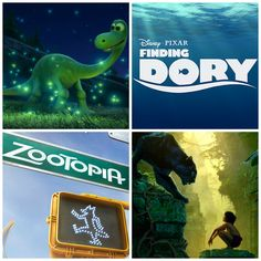 """From """"Finding Dory"""" to """"The Good Dinosaur,"""" here's the ultimate list of Disney movies coming out up to 2019!"""