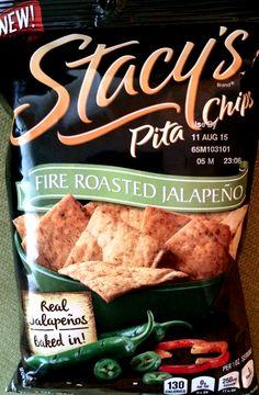 RATING: Stacy's Pita Chips - Fire Roasted Jalapeño