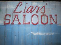 Liar's Saloon