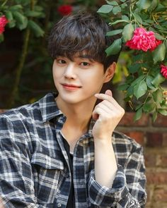 """Go behind-the-scenes of Song Kang's current drama """"When the Devil Calls Your Name."""" You can see Song Kang playing with the guitar on set or cutely posing for the camera. Actors Male, Cute Actors, Asian Actors, Song Kang Ho, Sung Kang, My Love Song, Love Songs, Handsome Korean Actors, Handsome Boys"""