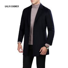 {Get it here ---> https://tshirtandjeans.store/products/uhlrichbwer-2017-new-fall-winter-brand-mens-casual-warm-single-breasted-wool-coat-high-quality-long-overcoat-male-jacket-308a/|    Hot arrival UHLRICHBWER 2017 New Fall Winter Brand Men's Casual Warm Single-breasted Wool Coat High Quality Long Overcoat Male Jacket 308A now at a discount $US $135.00 with free postage  you can get that piece not to mention more at our online shop      Have it now on this site…