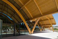 Bodegas Protos. #Arquitectura&Vinos
