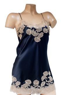Mary Green Paris Doll Chemise SD36 paris doll chemise black-apricot