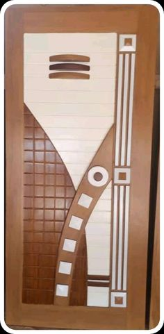 Homemade door design is or your luxury houses, you can choose fancy entrance doors prepared with glass grills or different framing. Glass Panel Door, Glass Panels, Wooden Front Doors, Entrance Doors, Wood Design, Luxury Homes, Woodworking, Furniture, Home Decor