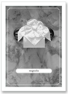 Flower Toilet Paper Origami