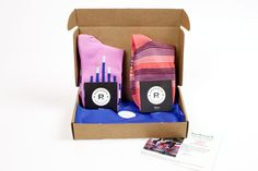 The Sockwork sock subscription service delivers customized monthly sock boxes. We offer men's, women's, and athletic socks and men's boxer briefs.