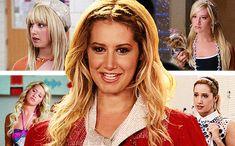 Sharpay aka Ashley Tisdale