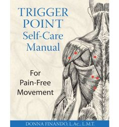 Trigger Point Self-care Manual: For Pain-free Movement (Paperback)   By (author) Donna Finando