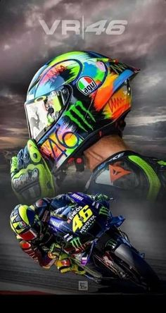 Watercolor Wallpaper Iphone, Iphone Wallpaper, Valentino Rossi 46, Galaxy Pictures, Motorbike Girl, Vr46, Sports Wallpapers, Super Sport, Motogp
