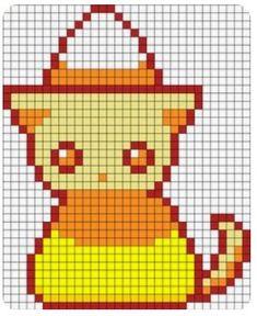 13 Best Pixel Cats Images Minecraft Pixel Art Perler