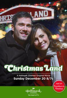 Christmas land movie | Christmas Land Movie Trailer, Reviews and More | TVGuide.com 2015 Starring Nikki Deloach and Luke Macfarlane