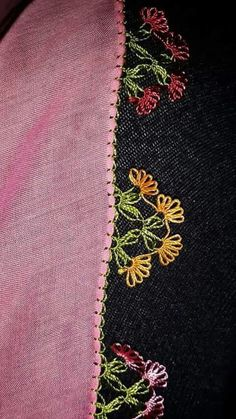 I Needle Lace, Tatting, Needlework, Diy And Crafts, Embroidery, Indian Embroidery, Dish Towels, Crochet Doilies, Lace