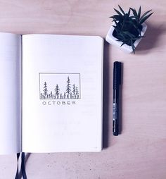 """1,162 mentions J'aime, 19 commentaires - CHLOE LINN (@daintilynoted) sur Instagram : """"Happy Sunday everyone ! ▫️Here's this month's cover page - surprise, it's not a circle this time! I…"""""""