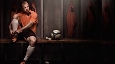 Wayne Rooney Locker Room HD Wallpaper