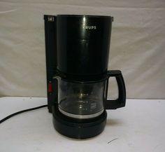 Krups Coffee Maker, Single Cup Coffee Maker, Coffee Maker Reviews, Coffee Type, Keurig, Carafe, Glass, Ideas, Drinkware