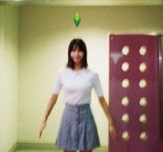 Momo in the sim Nayeon, Meme Faces, Funny Faces, South Korean Girls, Korean Girl Groups, Twice Fanart, Roblox Memes, Dahyun, Hirai Momo