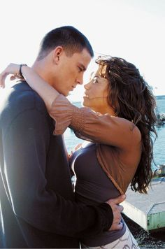 Why is Step Up rated The rating is for thematic elements, brief violence and innuendo.Latest news about Step Up, starring Channing Tatum, Jenna Dewan-Tatum, Damaine Radcliff and directed by Anne Fletcher. Step Up Movies, Good Movies, Cute Couple Quotes, Channing Tatum, Movie Couples, Cute Couples, Sweet Couples, Celebrity Couples, Celebrity Photos