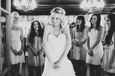 A Romantic California Ranch Wedding by Lauren Scotti Photographer - Wedding Party
