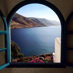 Beautiful World, Beautiful Places, Greek Islands Vacation, Places To Travel, Places To Visit, Places In Greece, Ocean Pictures, Greek Isles, Crete Greece