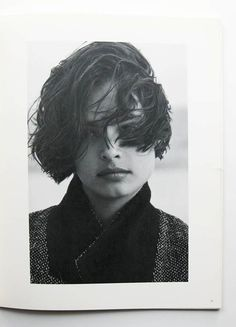 Men & Women, Bruce Weber - cross over collar + bob