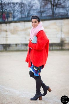 Best Outfit Ideas For Fall And Winter  21 Cool Ways to Tie a Scarf This Season