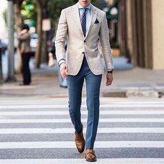 Suit seperate suit combinations, gentlemen wear, business fashion, business attire for men, Mens Fashion Blazer, Suit Fashion, Color Fashion, Business Attire For Men, Business Fashion, Terno Slim, Gentlemen Wear, Classy Men, Suit And Tie