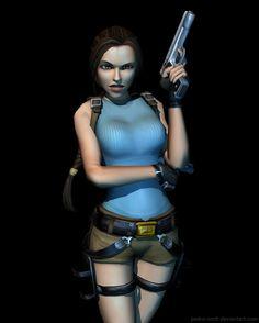 Anniversary Lara by Pedro-Croft.deviantart.com on @deviantART