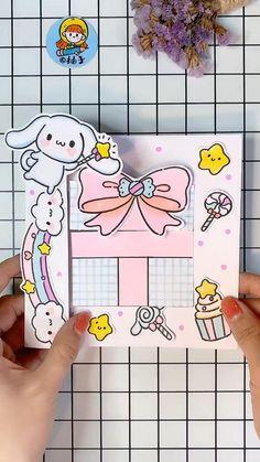 Cool Paper Crafts, Paper Crafts Origami, Origami Art, Cute Crafts, Diy Crafts Hacks, Diy Crafts For Gifts, Diy Crafts Videos, Creative Crafts, Diy Art