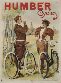 HUMBER CYCLES by Pal Jean de Paléologue