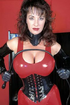 Television Busty dominatrix on