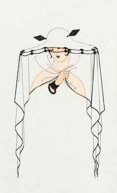 """Erte:  Erte was from St. Petersburg, Russia.  He began working for Harper's Bazzar in 1915.  His illustrations greatly influenced the """"Art Deco"""" movement.  He also created costumes and designs for the era's greatest actresses."""