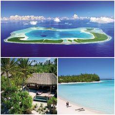 Holiday paradise according to Marlon Brando
