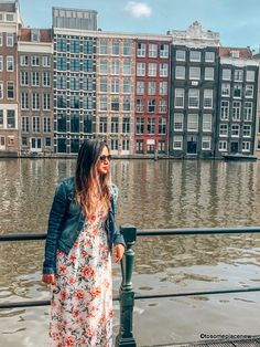 A 2 day Amsterdam itinerary with sightseeing and travel tips, and a quick day trip to the countryside. Find out how we spend 2 days in Amsterdam itinerary. 2 Days In Amsterdam, Amsterdam Map, Amsterdam Itinerary, Amsterdam Canals, Visit Amsterdam, Anne Frank House, Dam Square, Van Gogh Museum, Red Light District