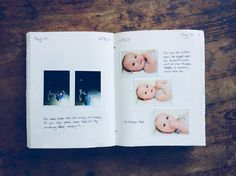 Jamie's first year journal | Pink Ronnie