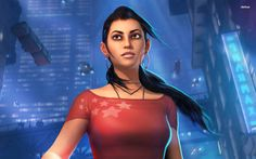Zoe Castillo - Dreamfall Chapters The Longest Journey