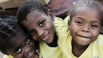 Great charity supporting orphans in Haiti