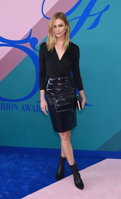 The CFDA Awards Red Carpet Looks Everyone Will Be Talking About via @WhoWhatWear