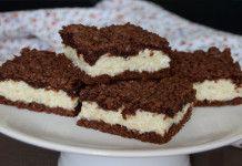 Famózní tvarohový koláč hotový za 20 minut!